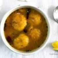 Mango Curry/Ambe Upkari South Indian Style