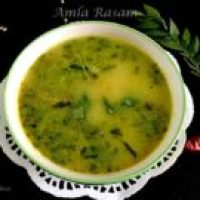 Amla Rasam/Indian Gooseberry Rasam/Nellikai Rasam or Soup
