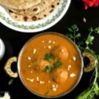 Creamy Malai Kofta Curry (No onion, no garlic)