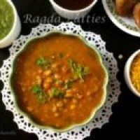 Ragda Patties (No onion-No garlic Recipe)