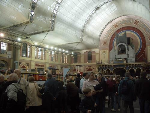 London Festival Of Railway Modelling At Alexandra Palace