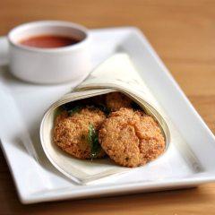 Parippu Vada (lentil fritters) recipe