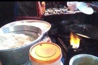 Indian Street Food : Kung Fu Master Chef