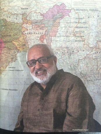 Schrijver Pushpesh Pant