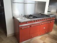 Lacanche fornuis met oven