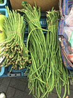 Aziatische groenten kouseband