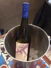 Heerlijke Riesling erbij van Women on Wine