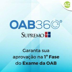 Curso OAB 360 Supremo TV