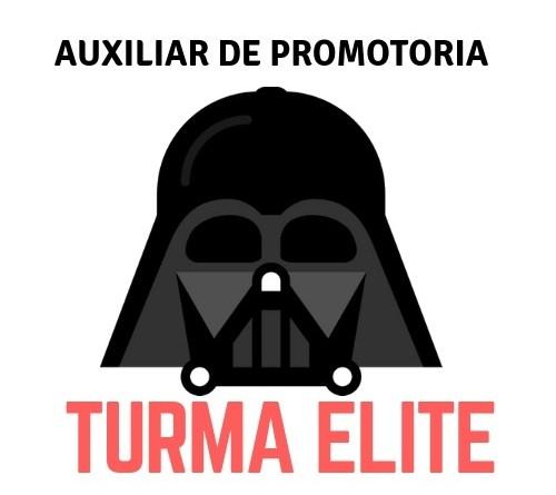 Turma Elite - Auxiliar de Promotoria MP/SP