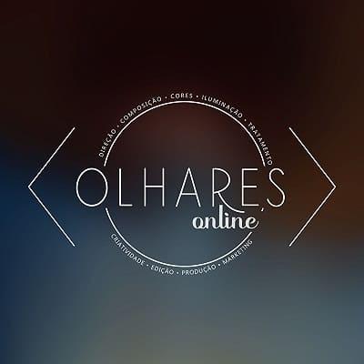 Olhares Online Curso Completo de Fotografia e Tratamento de Imagem