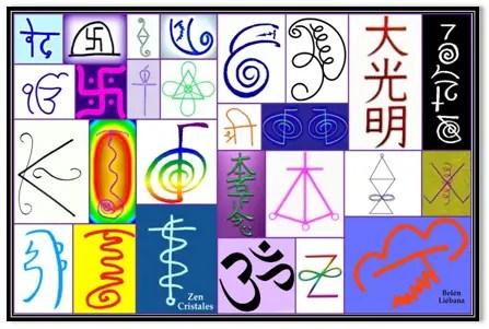 Símbolos De Reiki Karuna
