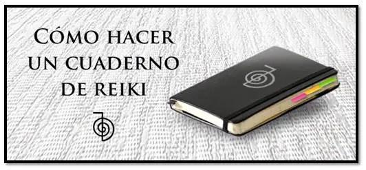Cuaderno Reiki