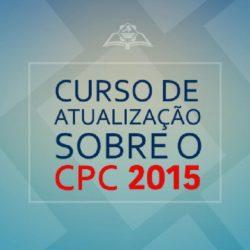 Curso de atualização sobre o Novo CPC