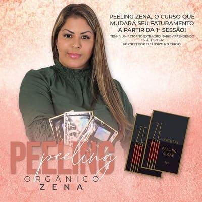 Curso Peeling Orgânico Zena