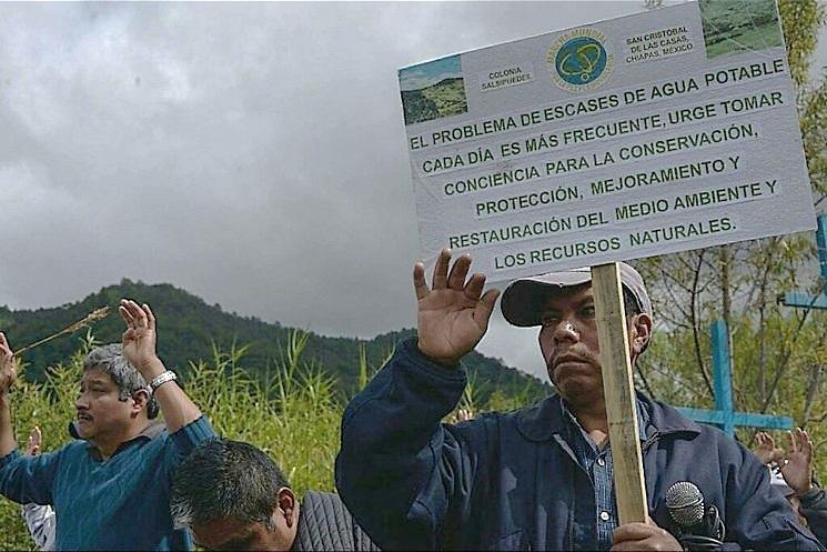 Piden en San Cristóbal revocar permiso de agua a Coca Cola ...