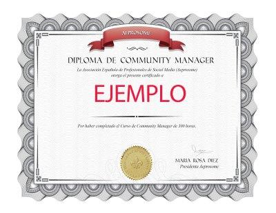 Certificate blanco sin fecha pay ejemplo