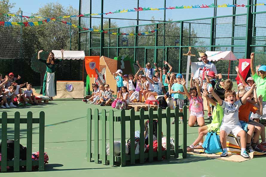 cursos verano infantil Colegio San José
