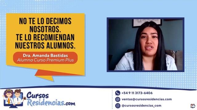 Dra. Amanda Bastidas