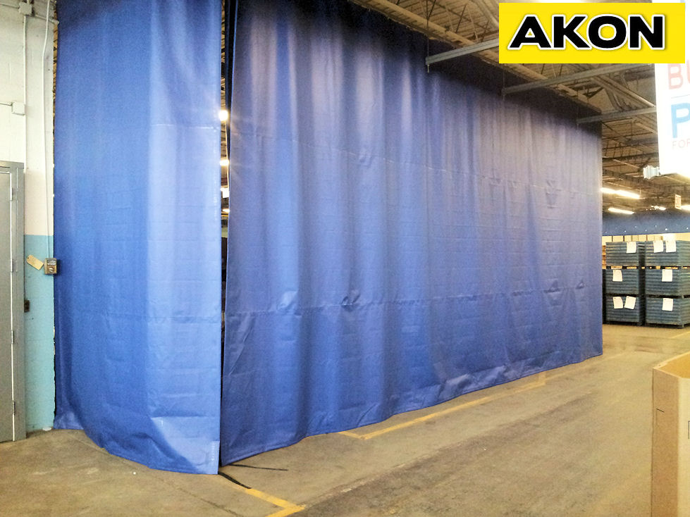 Industrial Divider Curtains