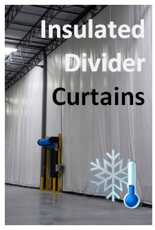 Industrial Divider Curtains  Akon  Curtain and Dividers
