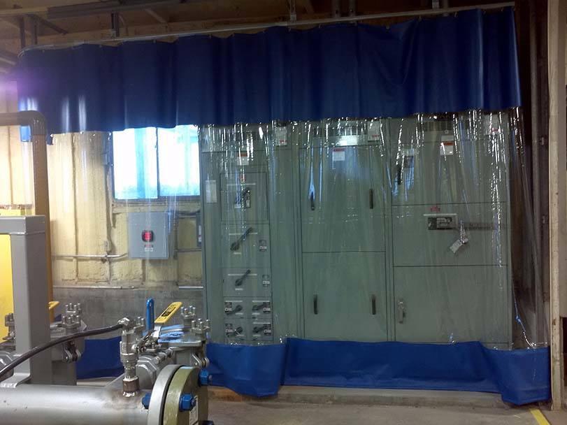 Heavy Duty Curtains  Akon  Curtain and Dividers