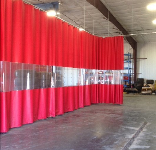 Work Curtains Build Your Own Today Akon Curtain And Dividers