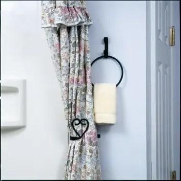 heart-curtain-tieback brackets