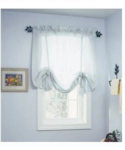 Leaf Curtain Rods