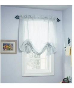 Leaf Curtain Rods