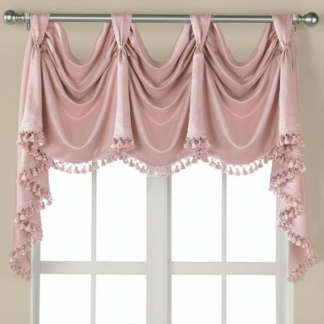 Supreme Victory Solid Valance  CurtainDraperycom