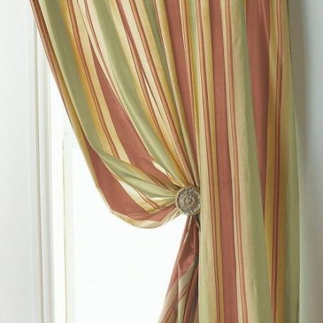 Lyric Silk Stripe