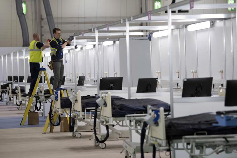 temporary hospital curtains tracks
