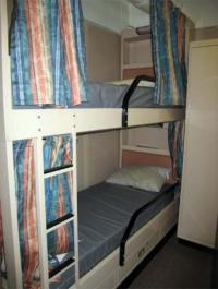 Curtains For Bunk Bed Privacy - Home The Honoroak