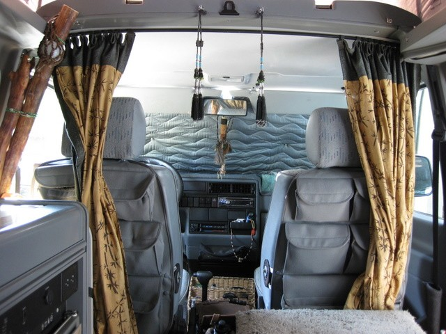 Curtains on the Move Hanging Curtains in Your Vehicle  CurtainTrackscom