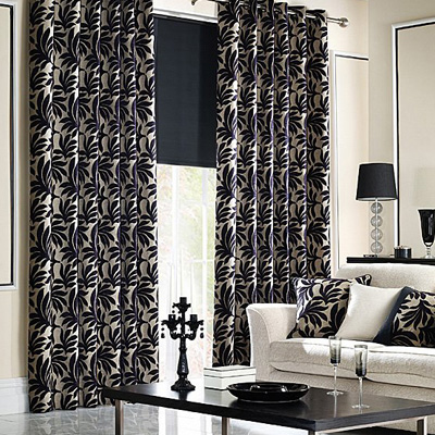 Curtain Valance Black And White Decorate Our Home With Beautiful