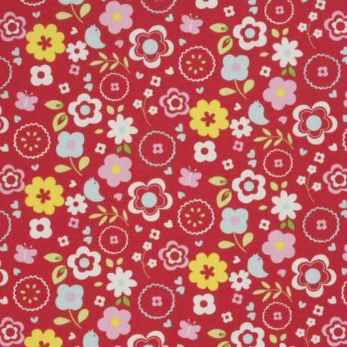 clarke clarke retro curtain fabric