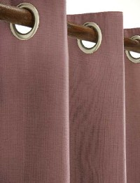 Curtain details for HALISO, DUSTY PINK | Curtain Express