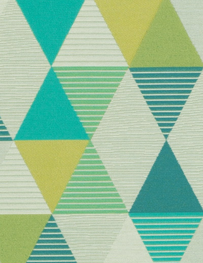 Curtain Belize Teal Lime Next Made To Measure