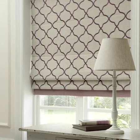 Luxury Roman Blinds  Made To Measure Roman Blinds  Shop