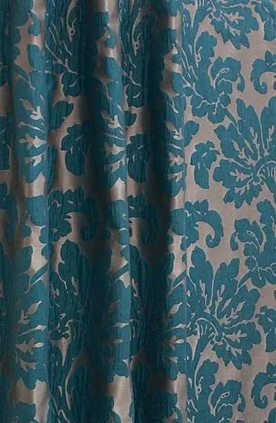 Sokoni Peacock Made To Measure Curtains