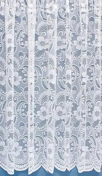 Fairhaven White Net Curtains