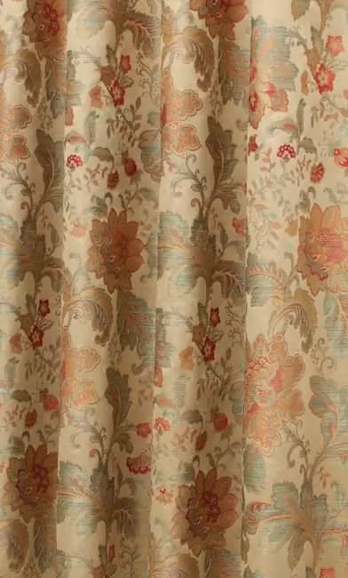 Simone Chintz  Curtain Fabric
