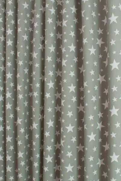 Apollo Stars Charleston Grey  Roman Blinds