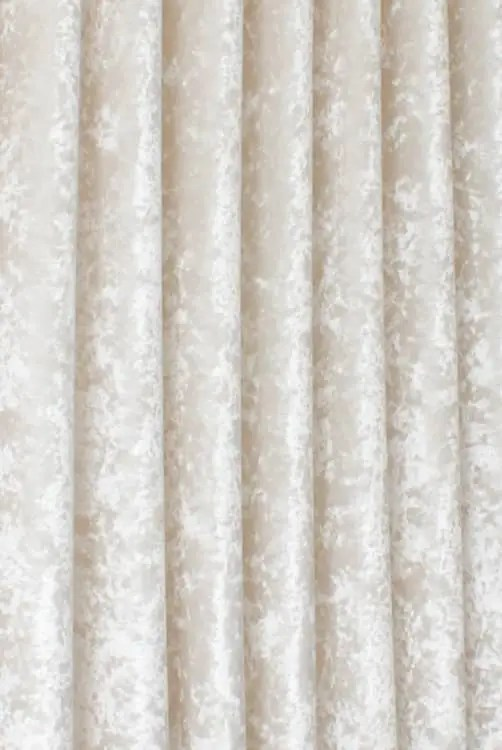 bling velvet white curtain fabric from curtainscurtainscurtains