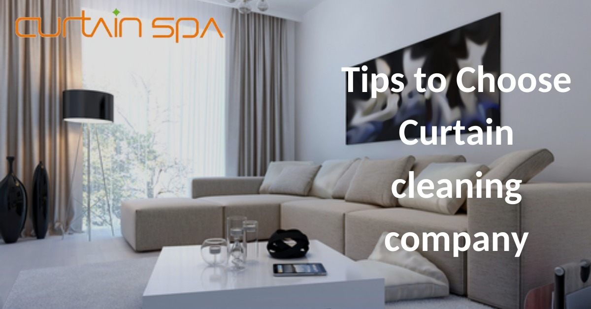 best curtain cleaning company