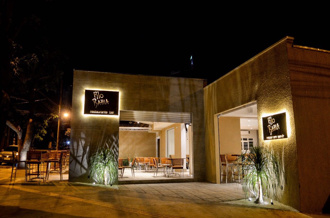 Rio Bahia Restaurante Bar mistura tempero carioca e baiano
