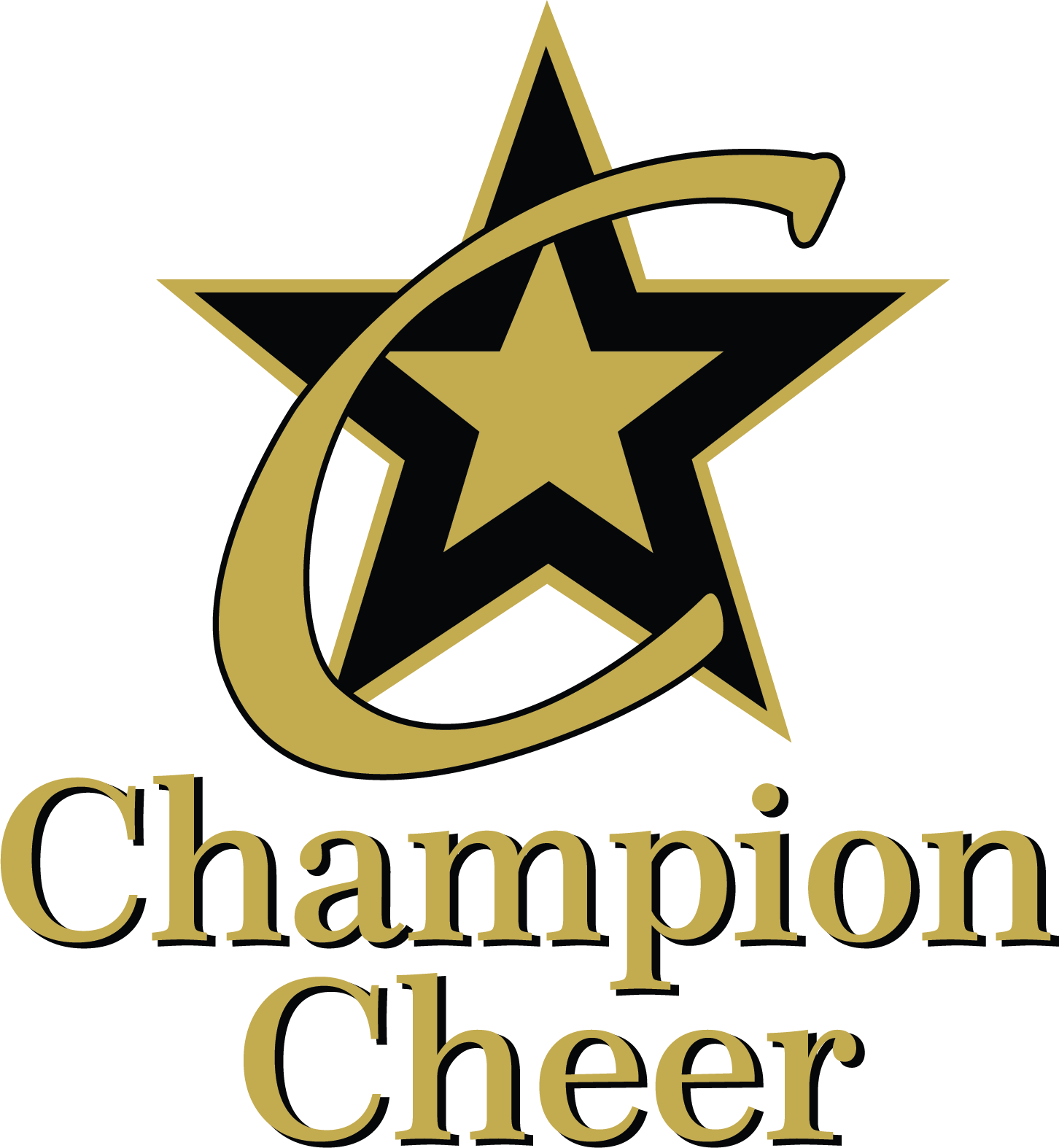 champion cheer gold gala