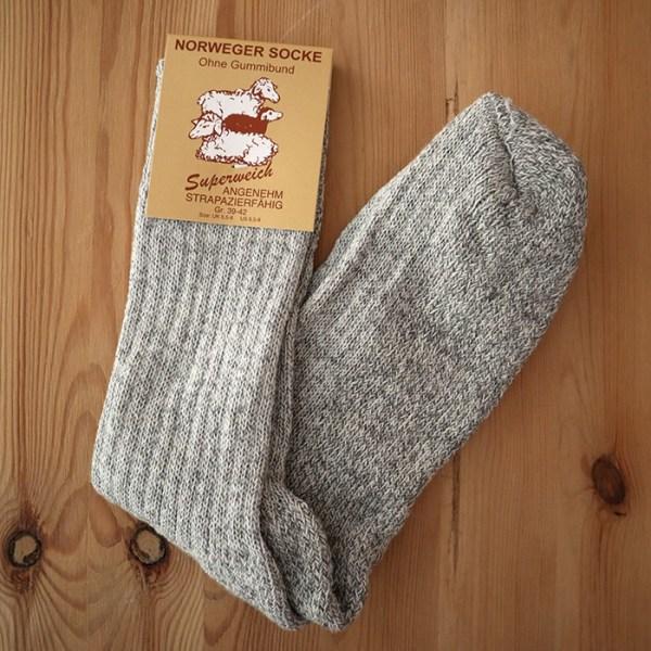 Chaussettes chaudes homme/femme