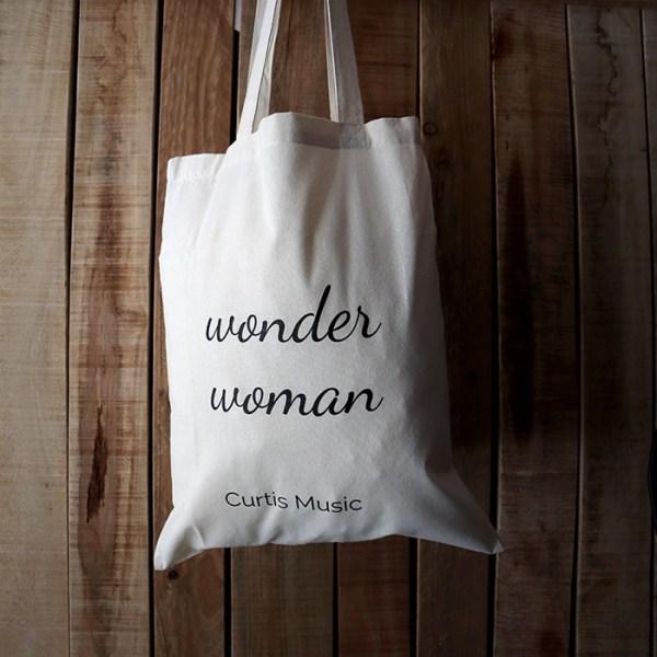 tote bag wonder woman