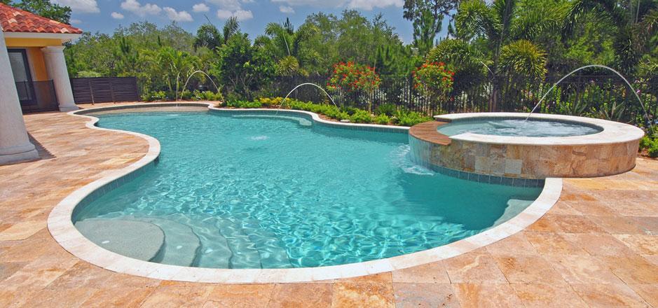Pool Design  Construction  Tampa Bay Florida